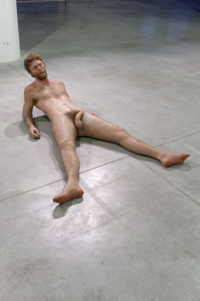 Dan colen – Sculpture hyper-realiste / Livin and Dyin