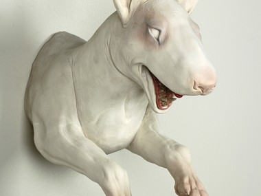 Erika Sanada – Im gonna bite – sculptures