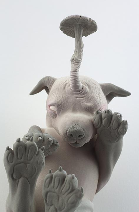 Erika Sanada – Suspicion – sculptures