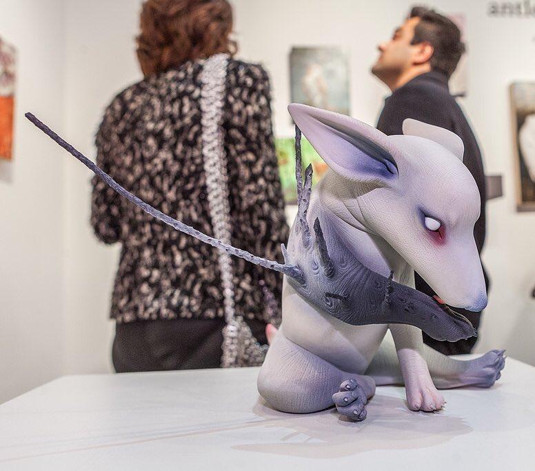 Erika Sanada Sculptures