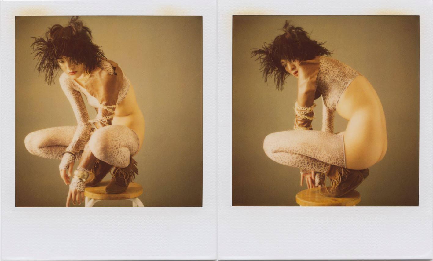 Fabrice Mabillot – polaroid / Photographie