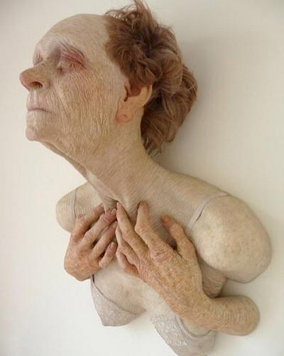 Joseph Seigenthaler – Sculpture hyper realiste