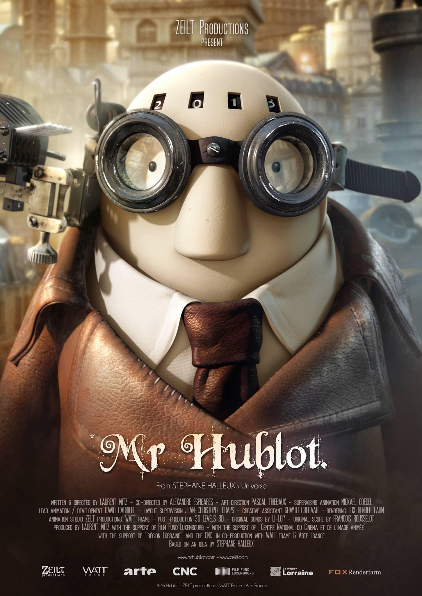 Mr Hublot - Stephane Halleux