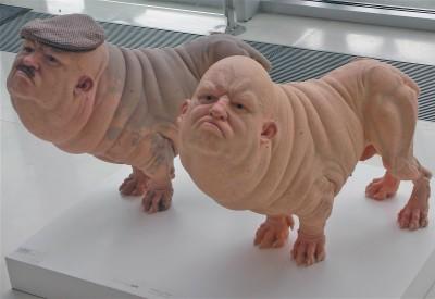 Patricia Piccinini – Hyper realiste sculpture