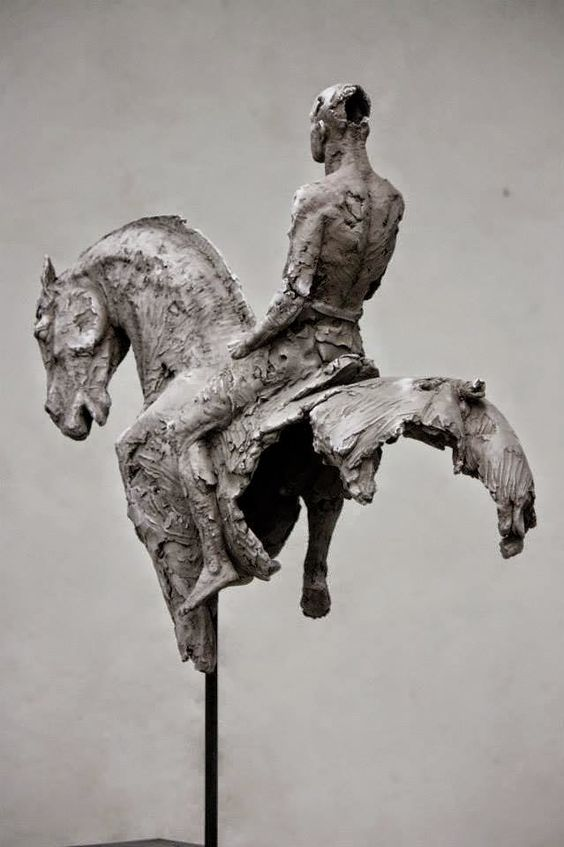Sculpture – Christophe Charbonnel