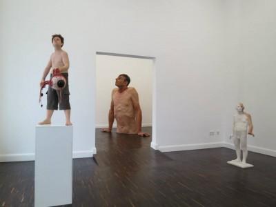 Zarko Baseski – sculptures hyperrealiste – Nuremberg exhibition / http://zarkobaseski.net