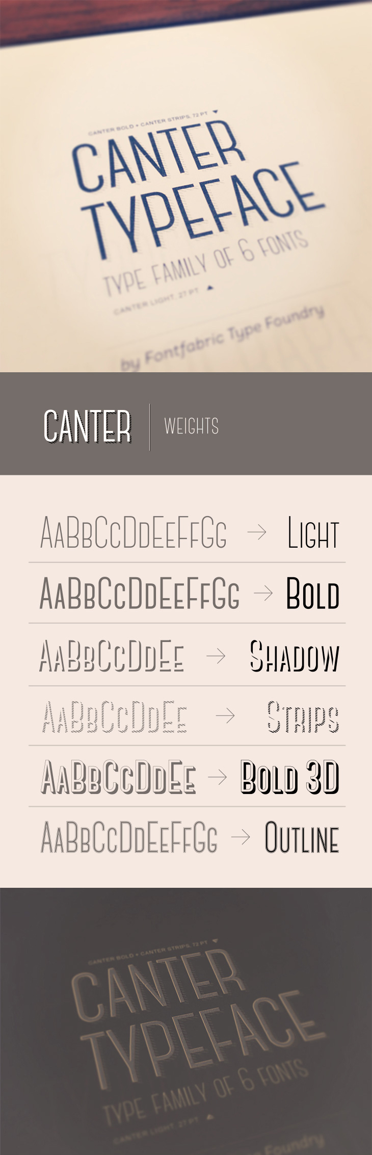 canter-free-font - FontFabric