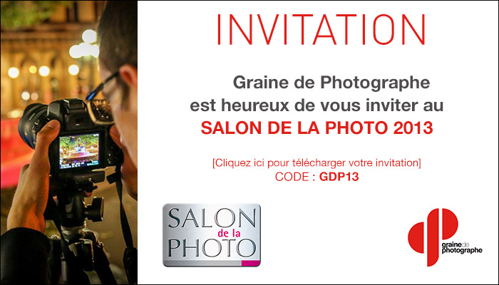 Invitation gratuite pour le salon de la photo du 7 au 11 - Salon de l agriculture invitation gratuite ...