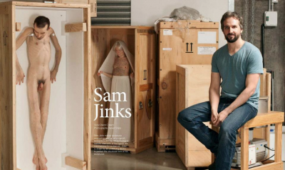 sam jinks – sculptor