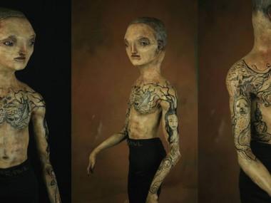 scott radke – sculpture mixed art