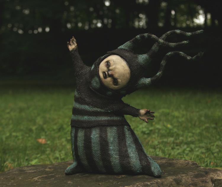 scott radke – sculpture mixed media