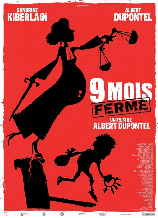 9-mois-ferme-affiche- Dupontel