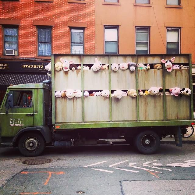 Banksy -Sirens of the lambs
