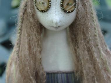 Curiosites Bohemes – art dolls