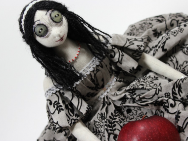 Curiosites Bohemes – art dolls2