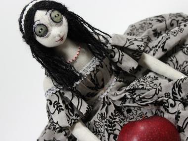 Curiosites Bohemes – art dolls2