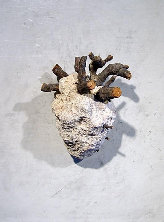 Ian crawley art – heart
