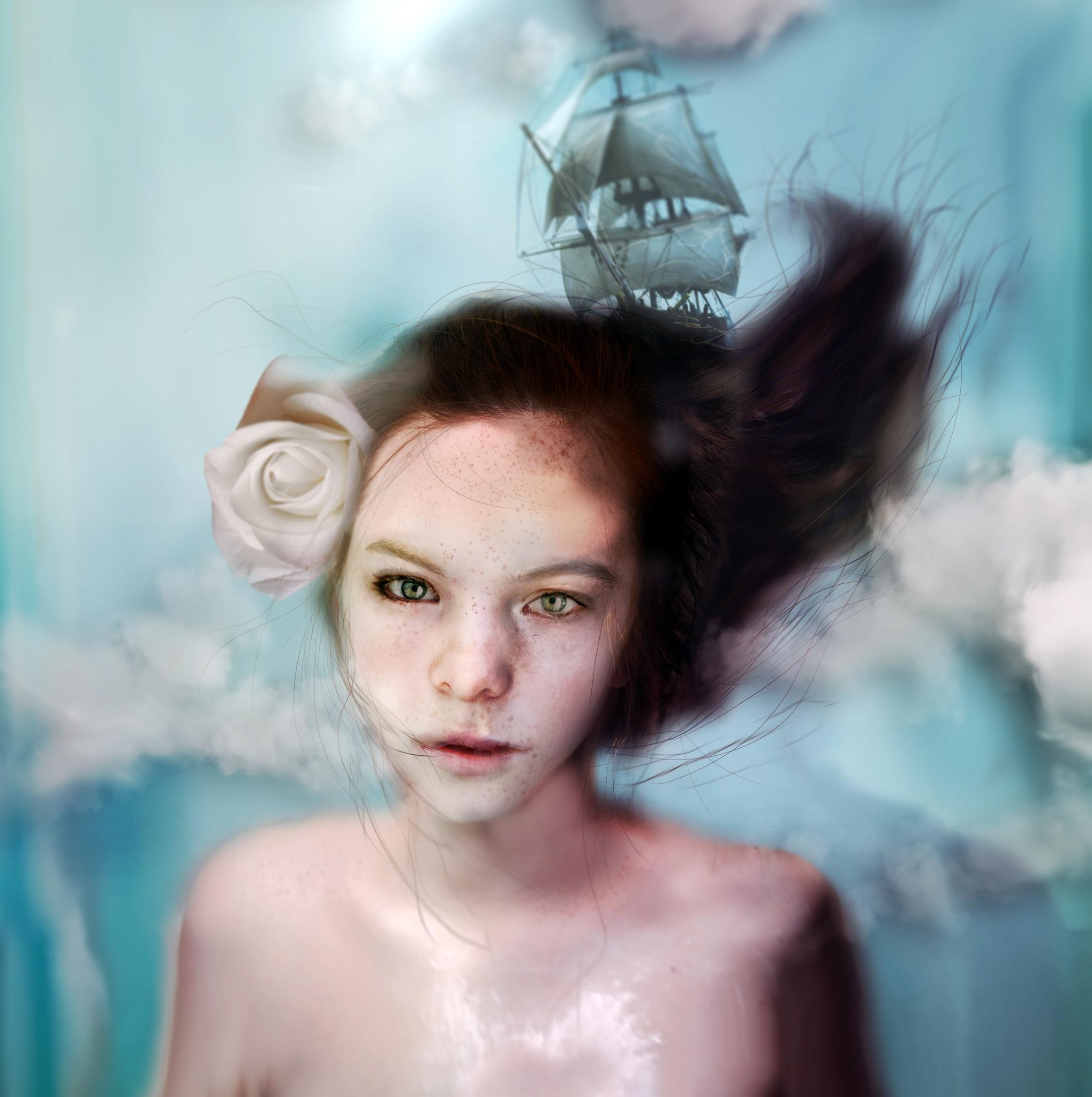 Jenn Violetta -Wish I was ocean size – photography