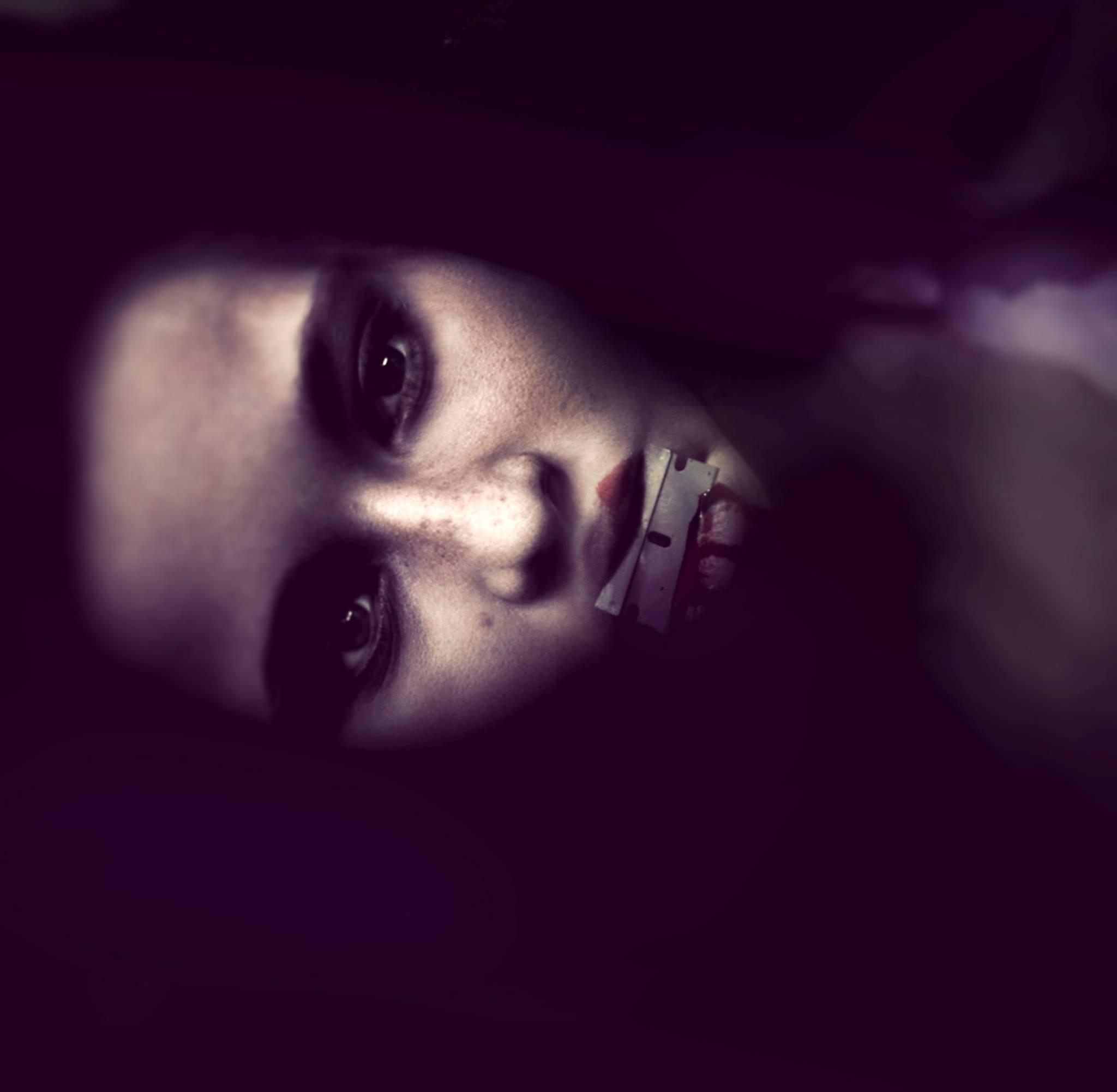 Jenn Violetta – photography macabre1