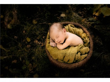 Karel Veprik – Newborn photography