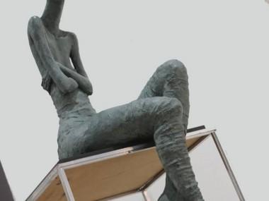 Sculpture Valerie Hadida – Galerie Albane – Nantes
