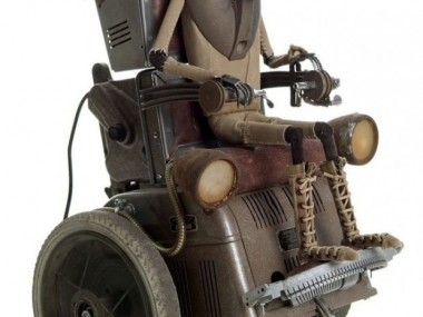 Stephane Halleux – Steampunk sculptures
