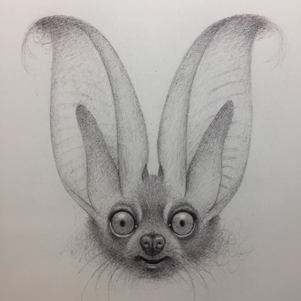 Travis Louie – Sketch #pencil #art