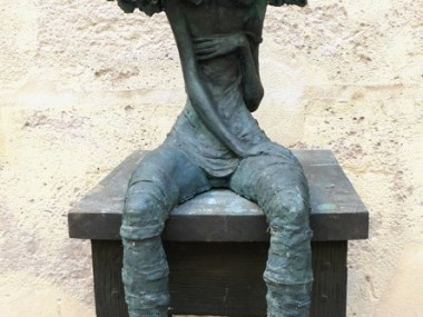 Valérie Hadida – Candide, sculptures