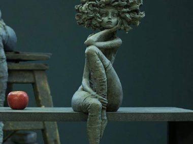 Valérie Hadida, sculptures