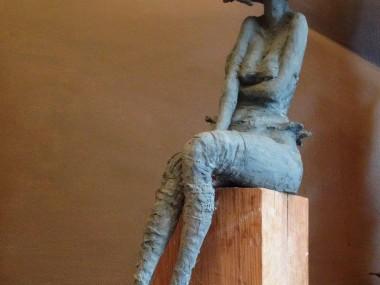 Valerie Hadida – Sculptures – Petite Luna