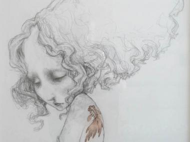 Valerie Hadida – dessins
