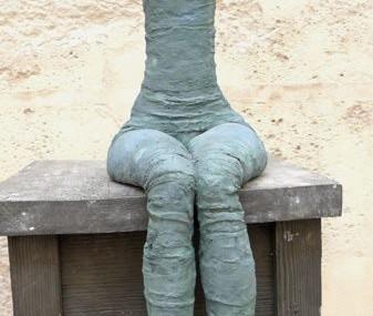 Valerie Hadida sculptures – L'eloquente