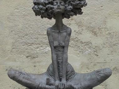 Valerie Hadida sculptures – Nuage