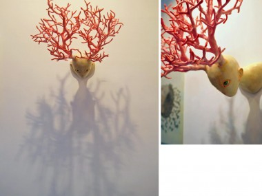 Yui Ishibashi – KEMONO – H 59 × W 42 ×D 38 cm – sculpture