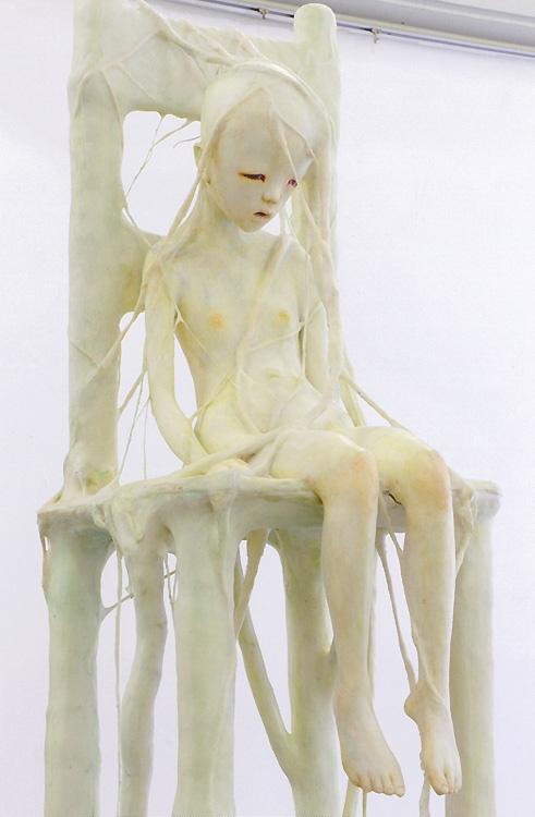 Yui Ishibashi – calling – sculpture