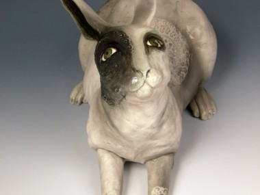 kelly connole-Hilda – ceramic sculpture