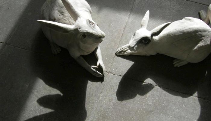 kelly connole sculptures