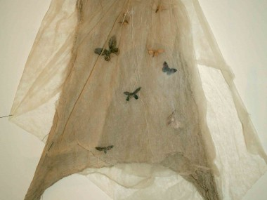 louise richardson – Night dress2 – mixed media