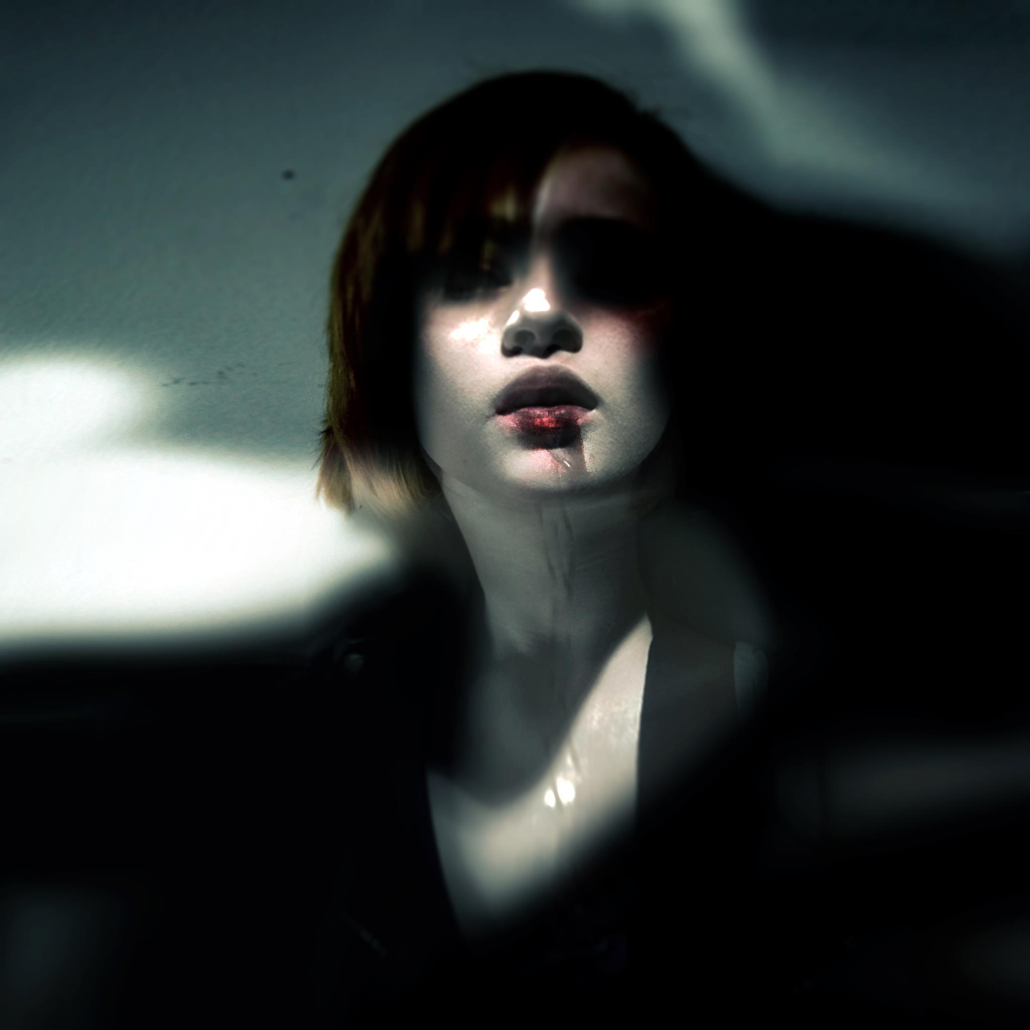 Jenn Violetta – you make my veins ache – photography