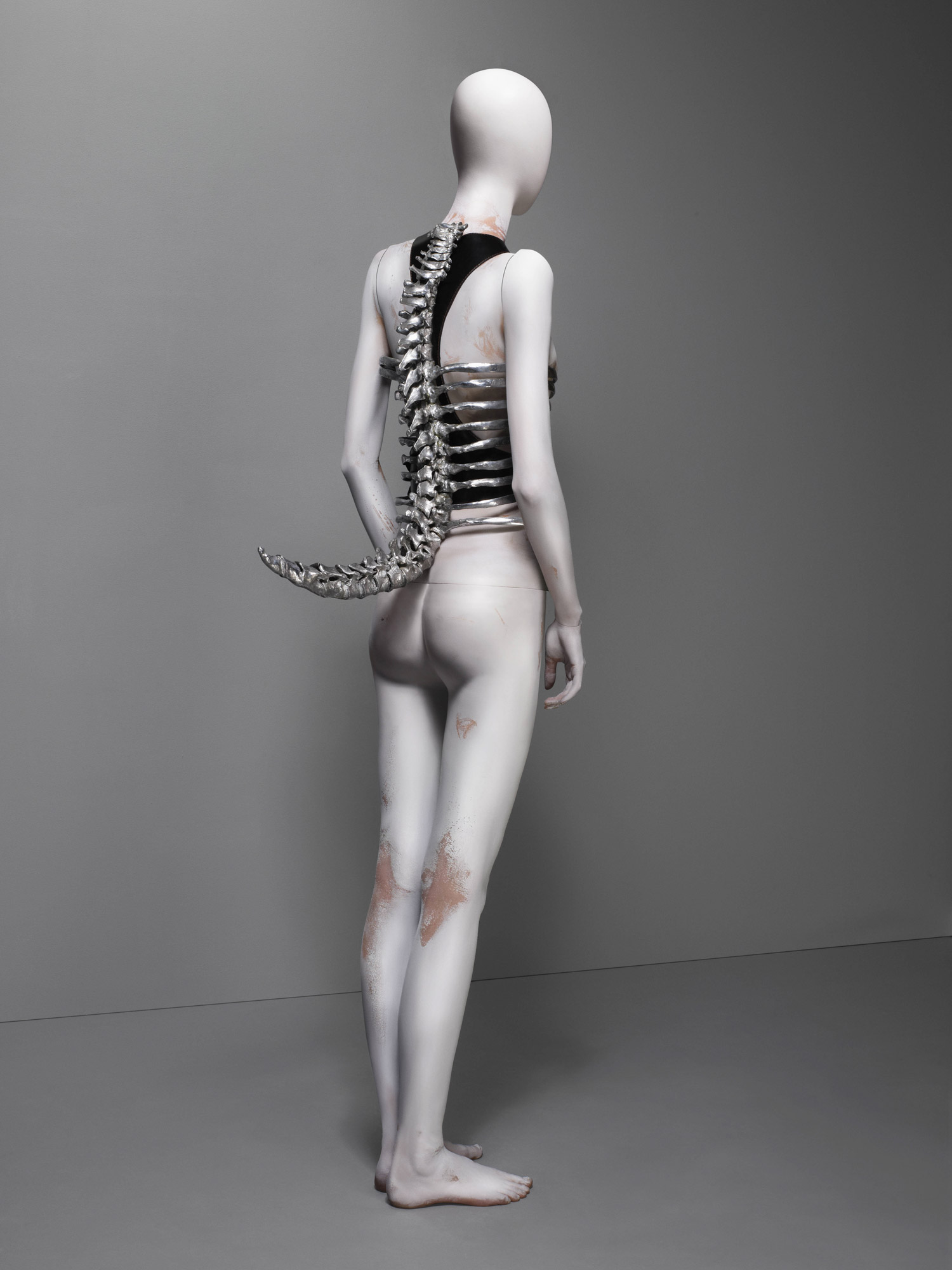 Alexander McQueen - Spine Corset