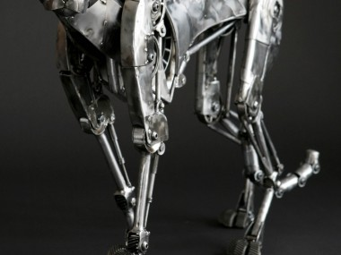 Andrew Chase – sculpture metal