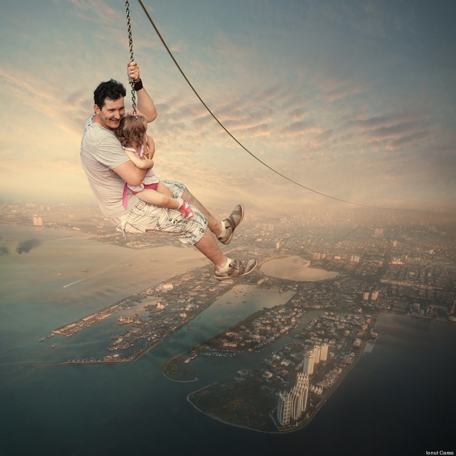 Caras Ionut-THE-LONGEST-TRIP-OF-MY-LIFE-900  / Creative Photo Manipulations