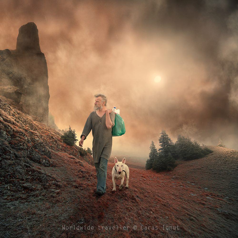 Caras Ionut – Worldwide traveller / Creative Photo Manipulations