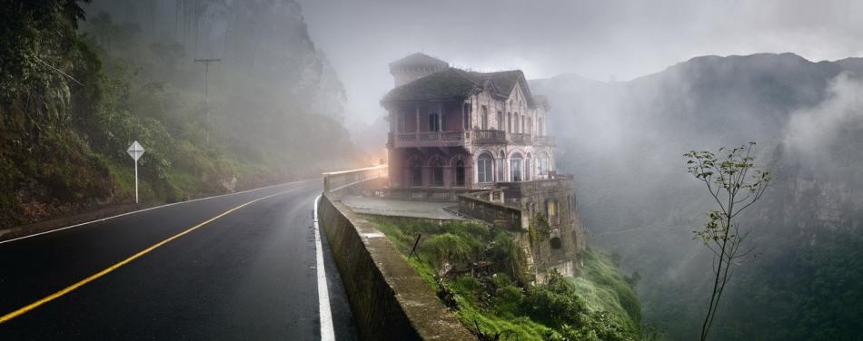 Hotel del Salto - colombie