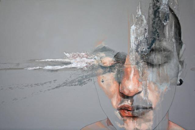 Jessica Rimondi – mixed media art