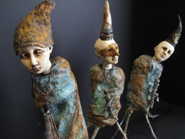 Lisa Renner – art dolls sculptures