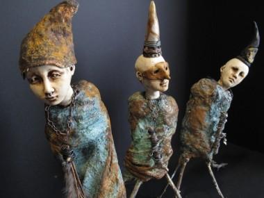 Lisa Renner – art dolls sculptures