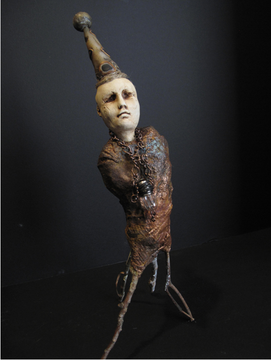 Lisa Renner - art dolls- art sculpture
