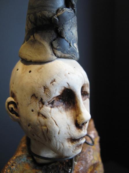 Lisa Renner – art dolls- art sculpture