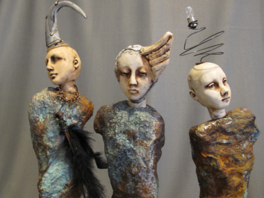 Lisa Renner – art sculpture